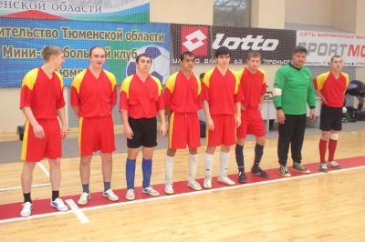 Ярково мини-футбол